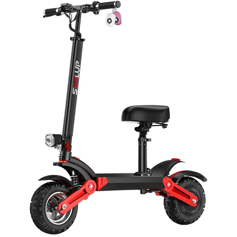 希洛普代步车电动滑板车成人电动车