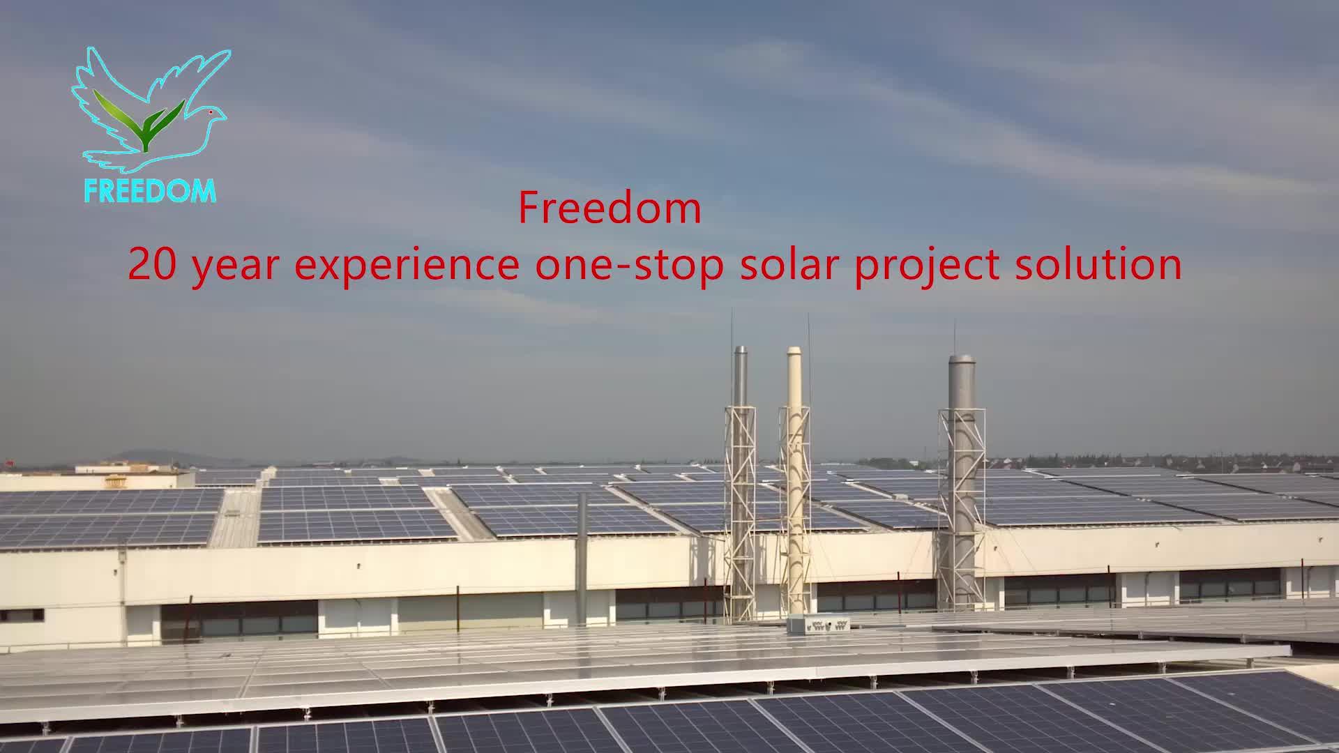 Freedom 100 Вт 100 Вт 100wp моно монокристаллическая солнечная панель 24 в 12 В 18 в 12 Вольт Индия цена