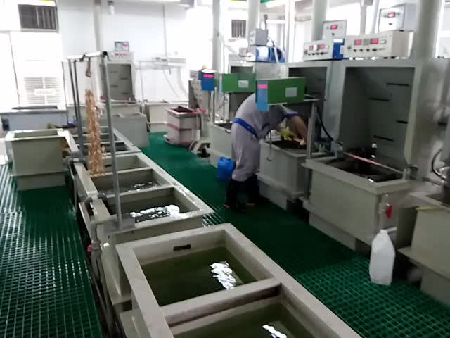 hotsale whole factory manual, semi-automatic, automatic electroplating line and rectifier, filter, freezer, go