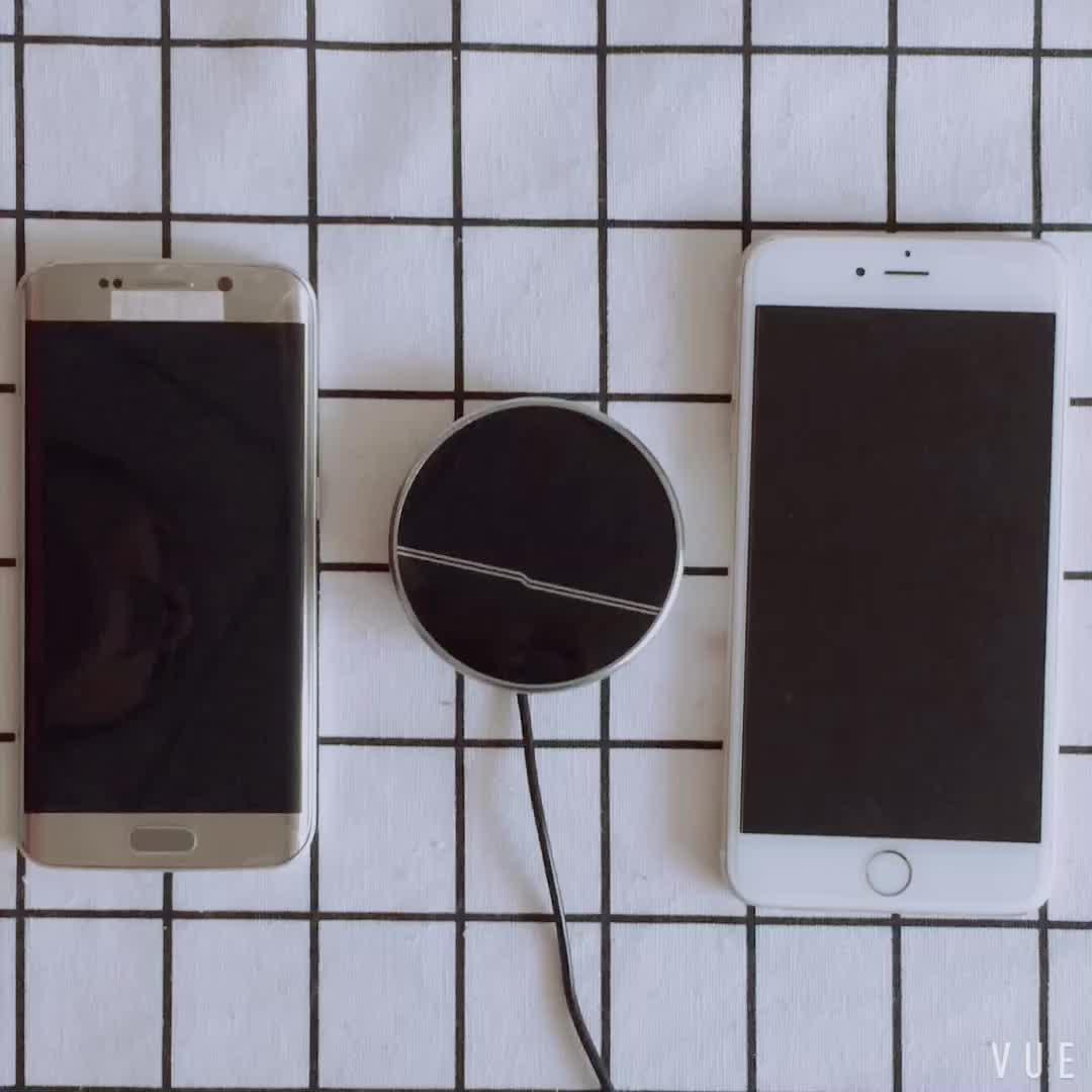 मिनी एम्बेडेड डेस्क वायरलेस चार्जर के लिए फर्नीचर