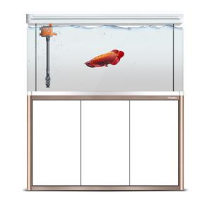 大中小型玻璃客厅家用金鱼缸