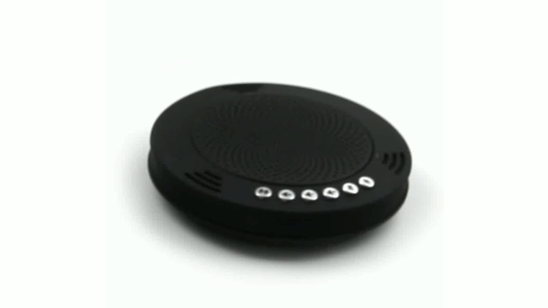 TEVO-A100 hot sale USB conference room phone speaker speakerphone mic conference room speakers