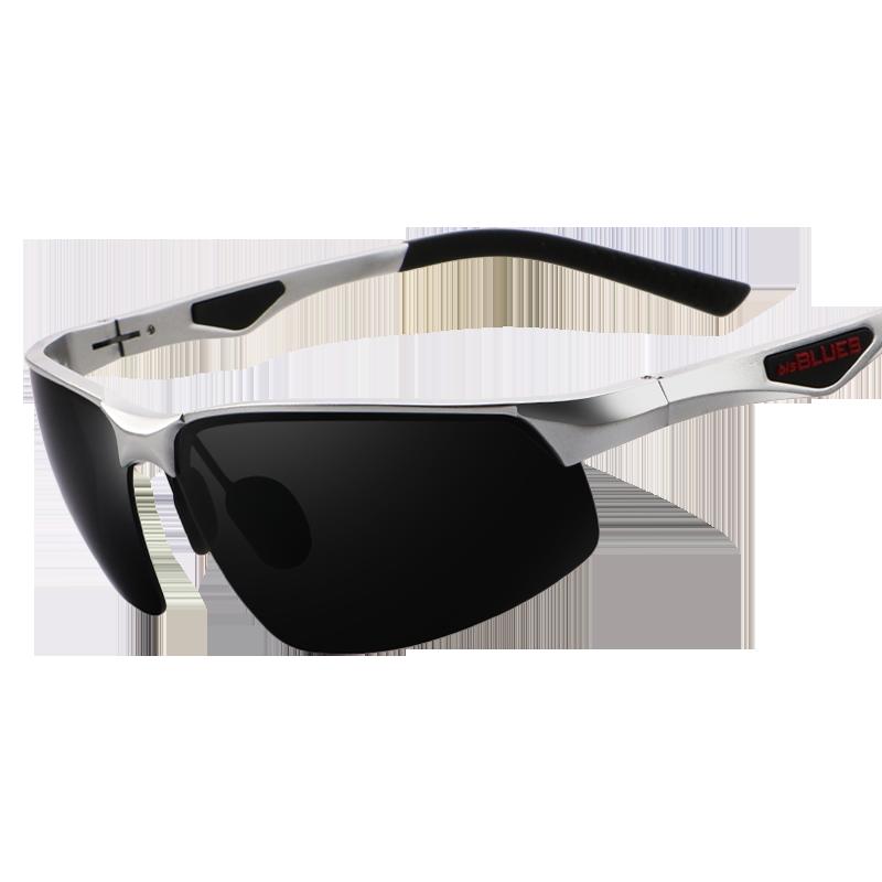 2019墨镜铝镁男士太阳镜偏光司机镜夜视眼镜驾驶开车钓鱼潮人眼睛