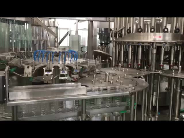 Complete Bottled Drinking Water Production Plant Small