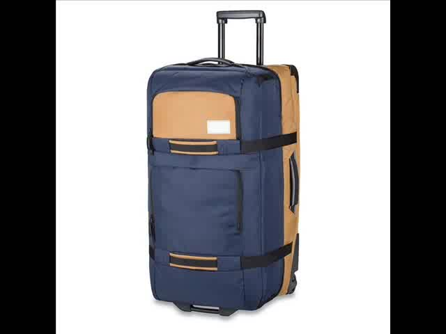 ODM durable travel luggage expandable carry-on rolling luggage trolley luggage