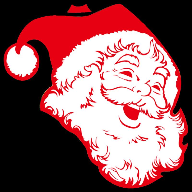 华驰圣诞节装饰品圣诞树场景布置玻璃橱窗贴纸礼物小礼品墙贴门贴