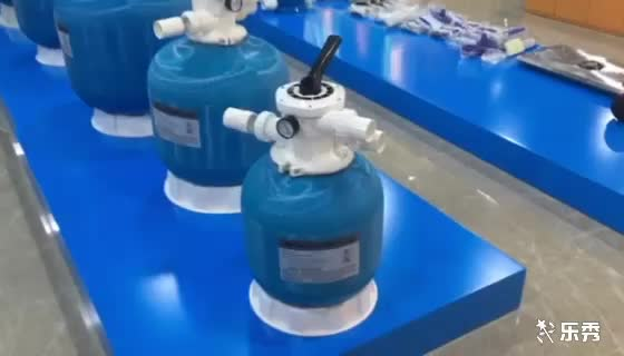 silica sand filter swimming pool equipment