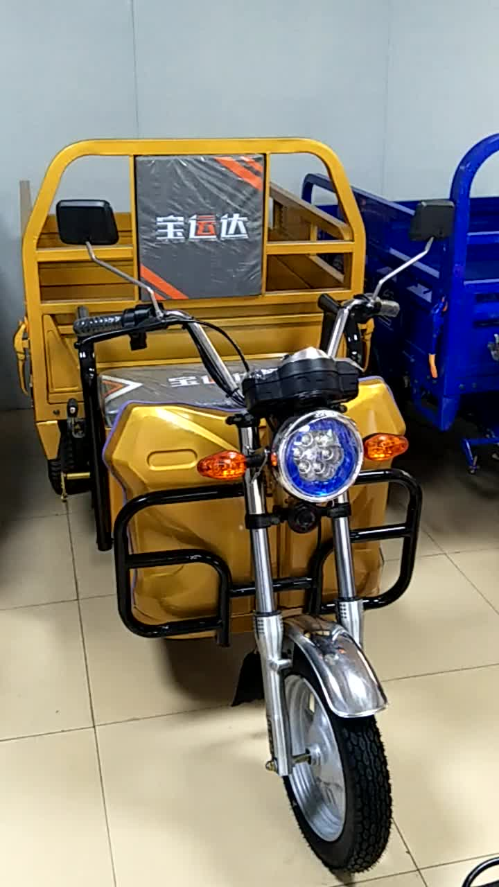 Motorized Tricycles For Adults Bajaj Auto Tricycle Cargo