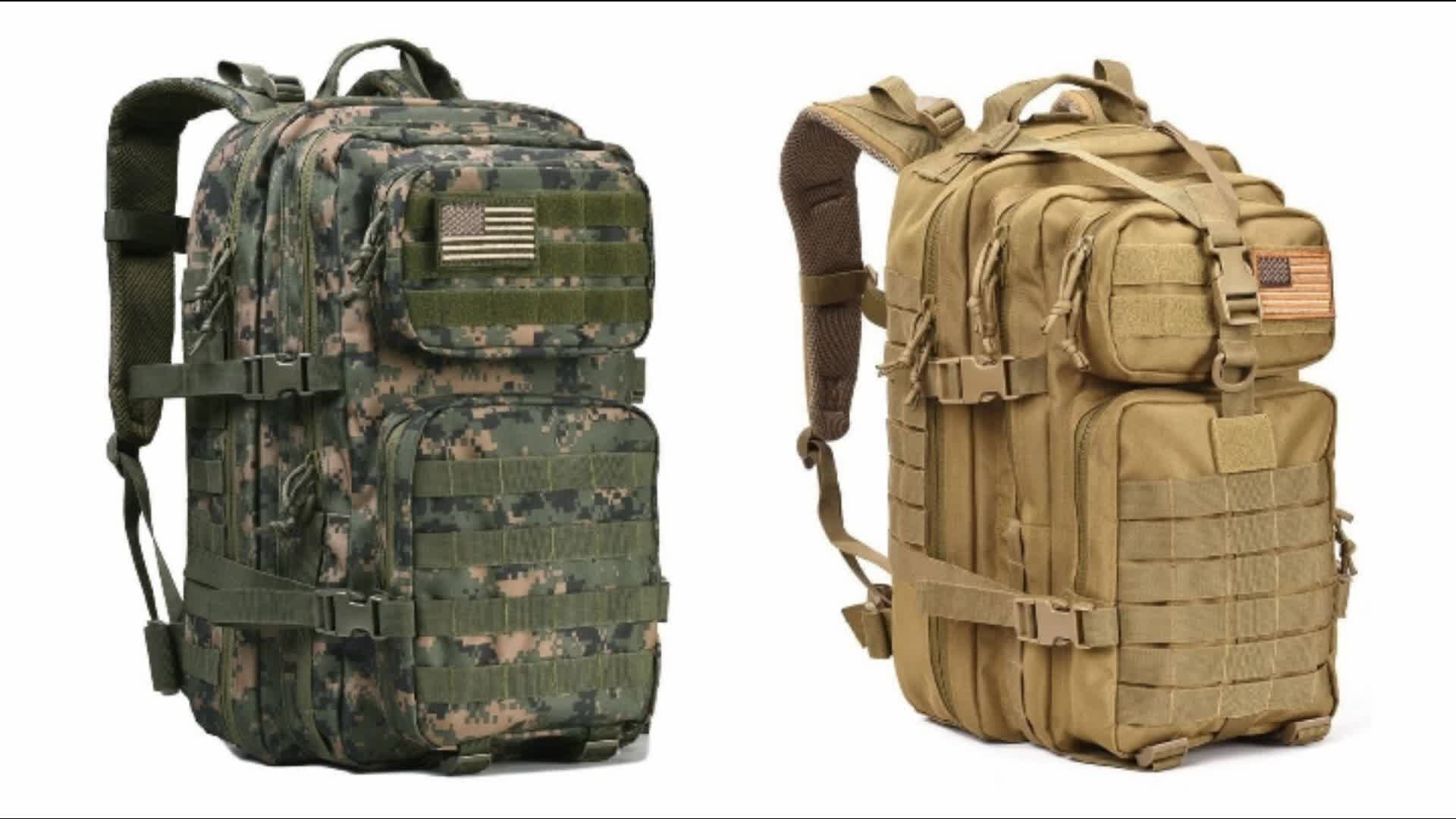 Large Army 3 Day Assault Pack Molle Bug Out camouflage Military Tactical  Backpacks for Outdoor Hiking c0ce8703170