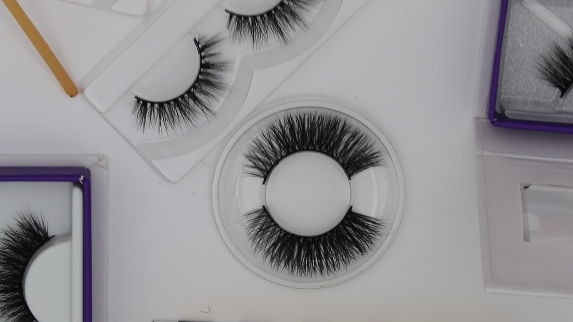 Popular Lovely Eyelash Extension Korea Wholesale With Private Label
