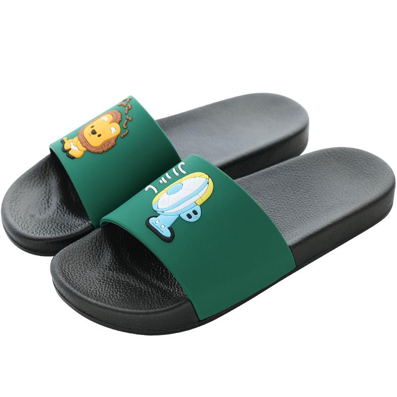 女夏天防滑家用厚底可爱室内凉拖鞋质量如何?