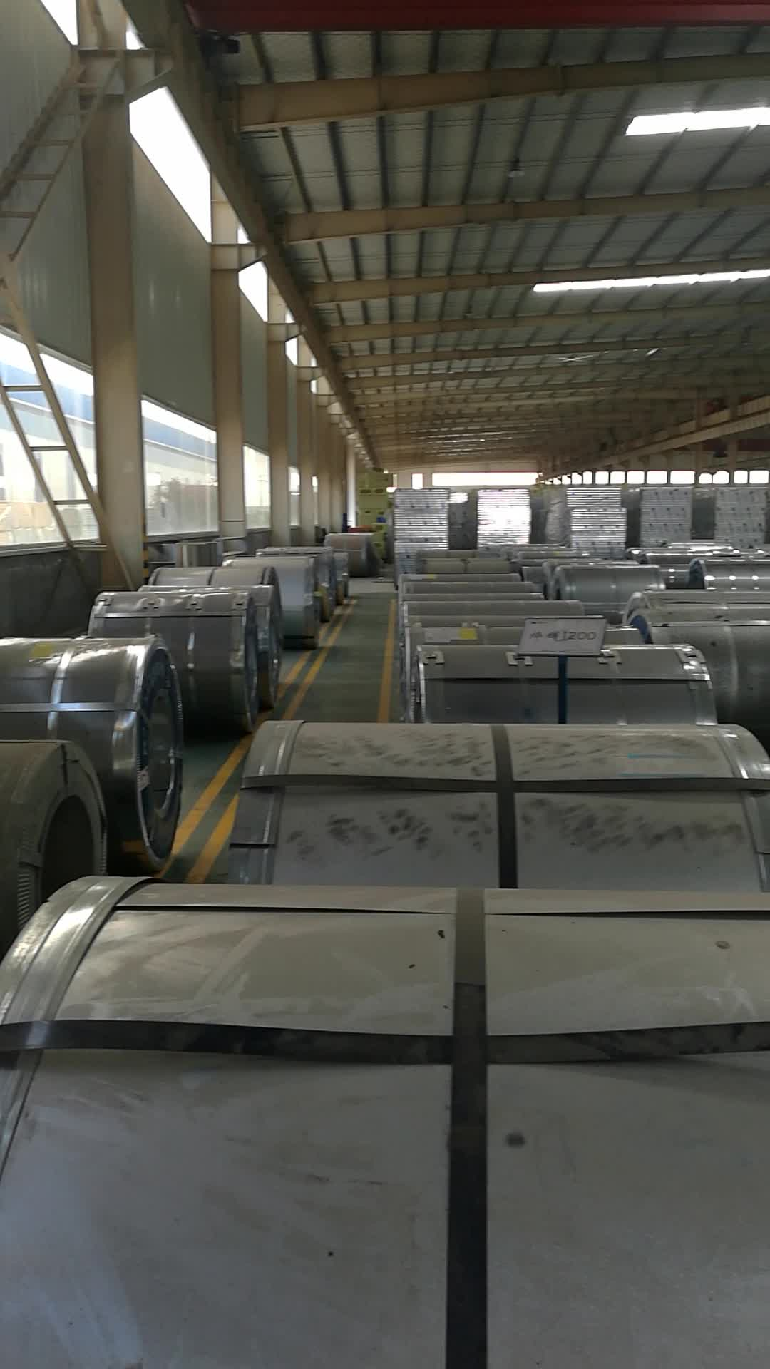 Prepainted Galvanized Color Coated Steel Coil Sheet Ppgi