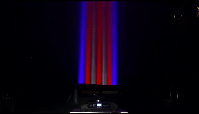 China suppliers 7*15w 4in1 led beam moving head light rotation pixel bar