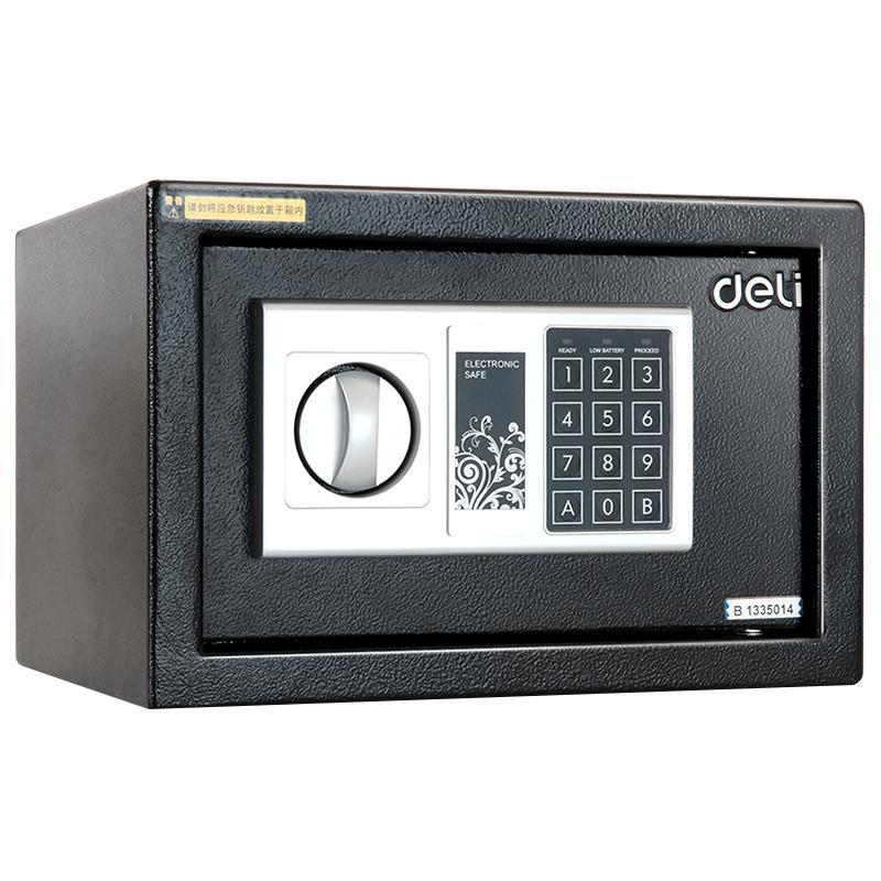 得力系列33057电子密码办公保管箱怎么样