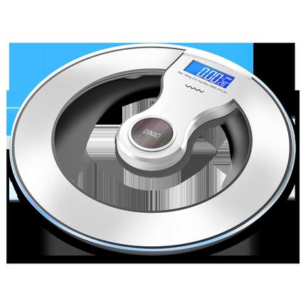 家用精准充电小型成人电子秤