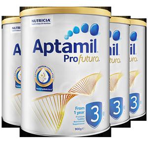 澳洲原装aptamil新西兰幼儿奶粉