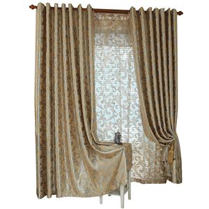 全遮光布成品客厅卧室遮阳隔热窗帘