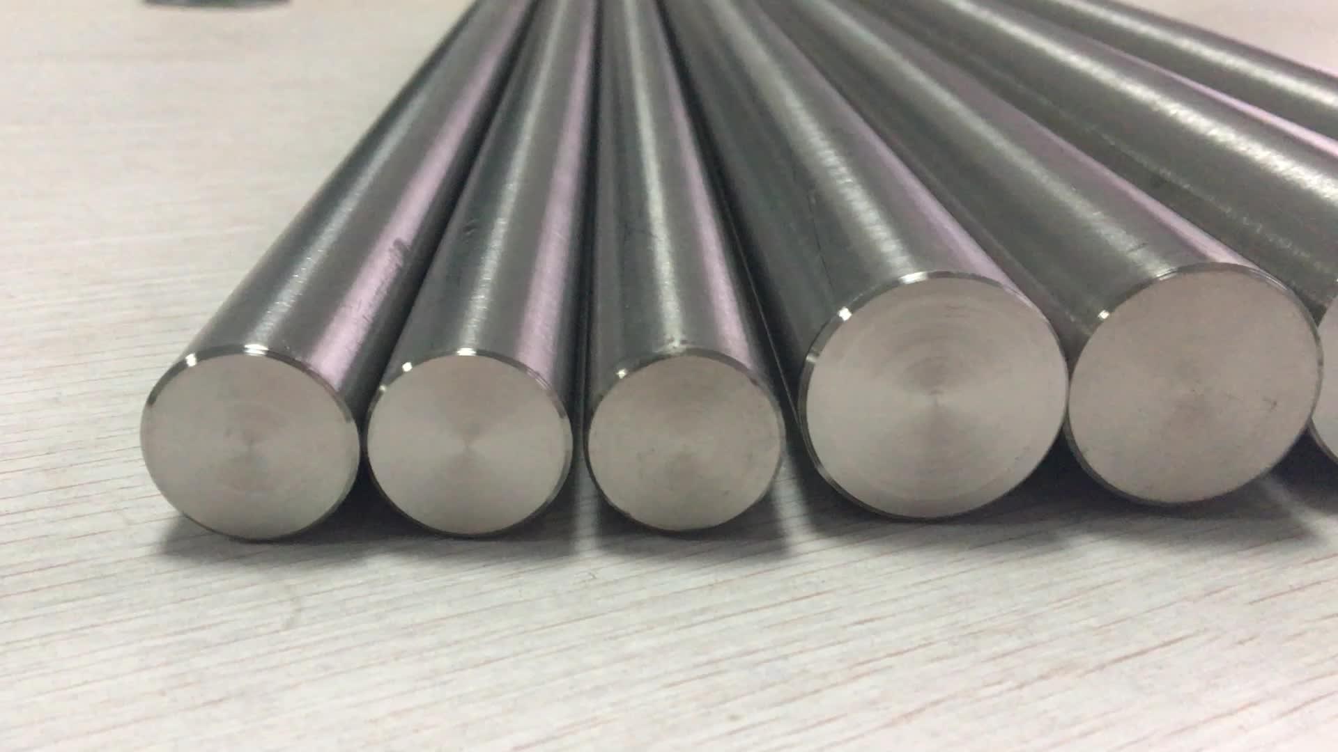 astm b348 grade 2 industrial titanium fishing rod price
