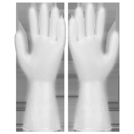 洗碗耐用型橡胶厨房防水家用手套