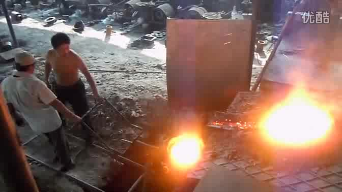 Intermediate Frequency Induction Melting Electric Furnace / Foundy Melting Furnace With Hydraulic steel frame