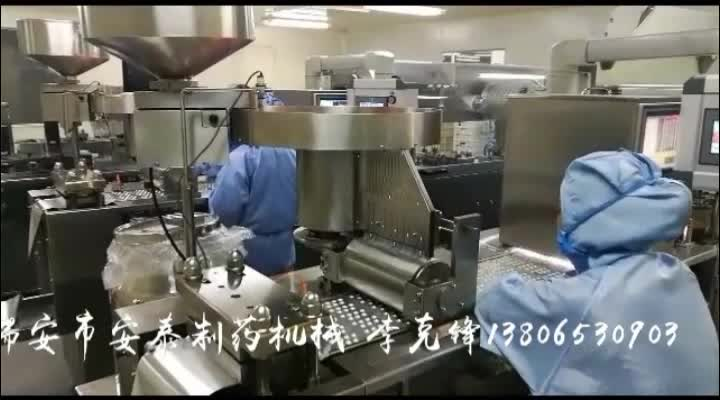 DPB-250B-I Automatic Induction self-forming aluminum blister packaging machine