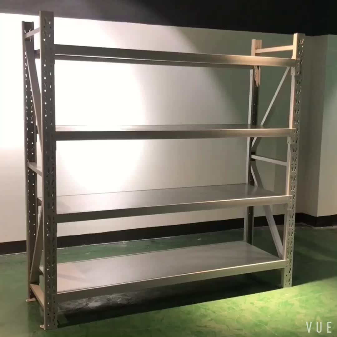 Metal Steel Warehouse Equipment And Shelving System Garden Racks