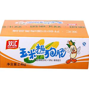 双汇玉米热狗肠40g*60泡面火腿肠
