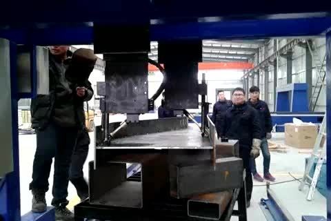 Truck Trailer Welding Machine