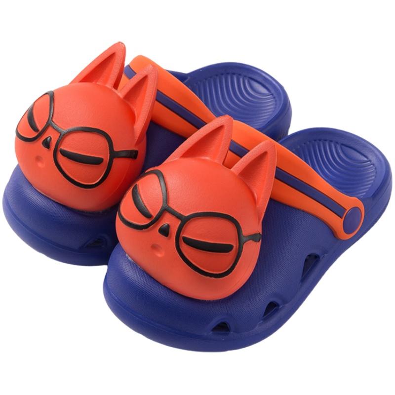 男童夏季1-3岁2女童婴幼儿洞洞鞋用后评测