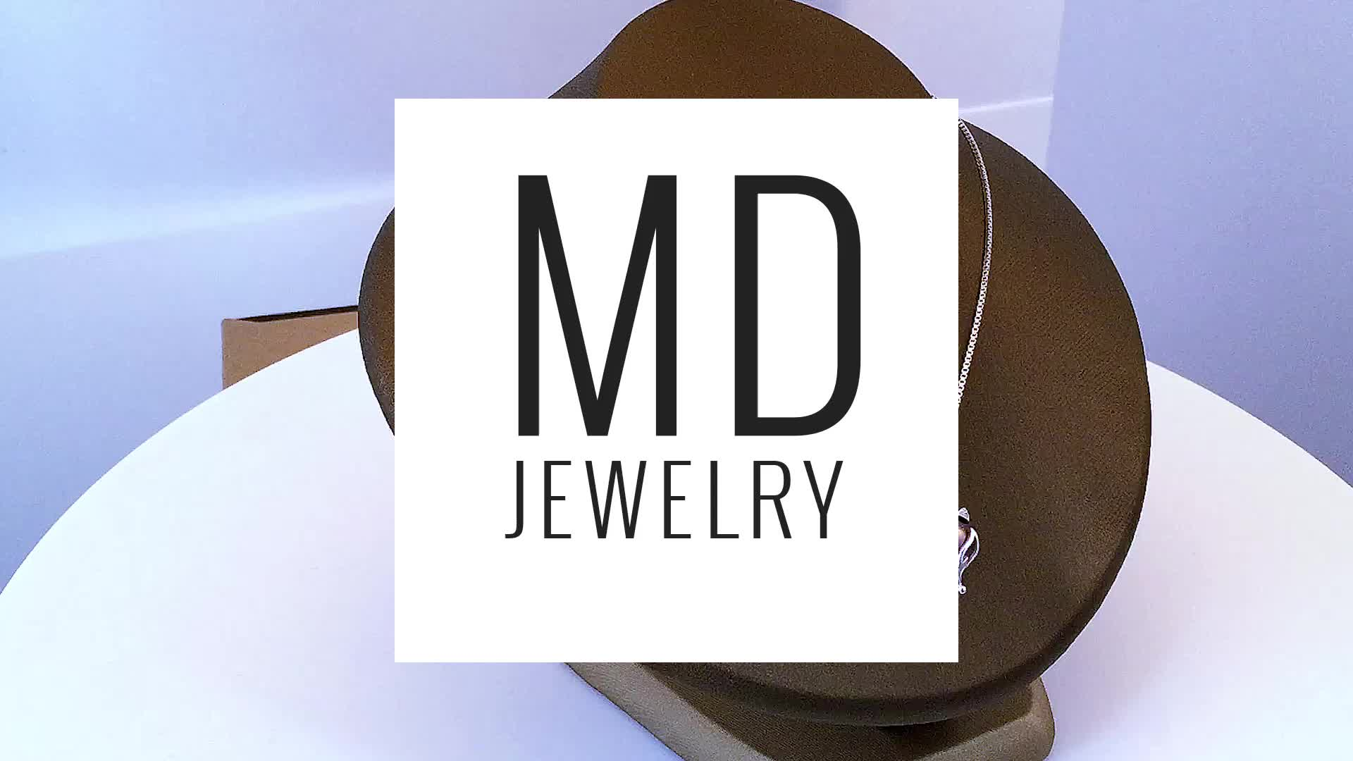New Arrival Fashionable & Cheap Customized Sterling Silver Jewelry Necklaces For Women's