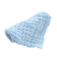 洁丽雅洗脸毛巾新生儿童小方口水巾好用吗