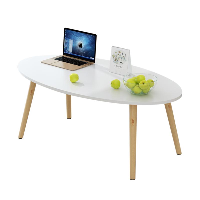 北欧简约现代小户型客厅家用小圆桌质量怎么样