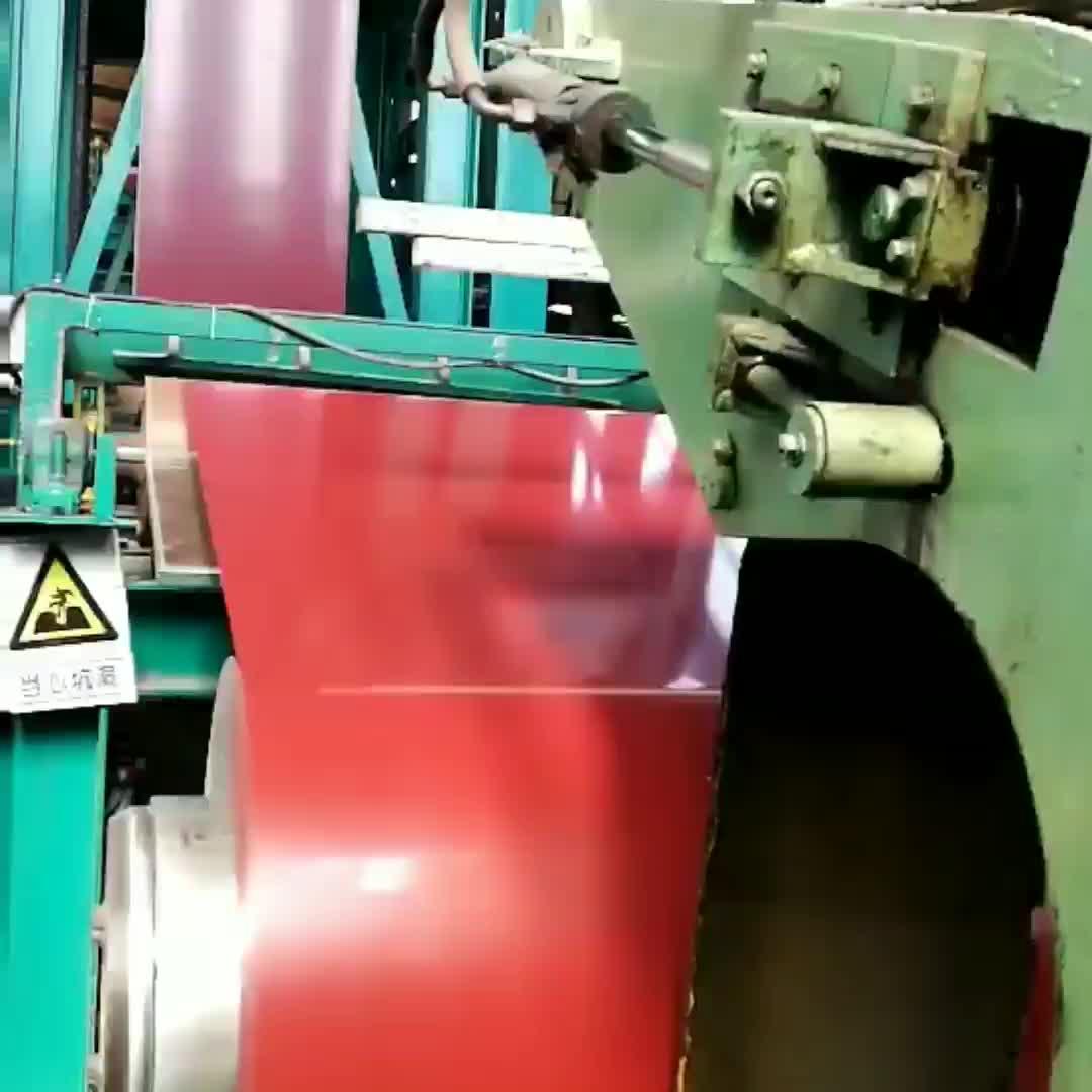 ZhenXiang GI/PPGI/PPGL hoja de acero de la bobina de shandong