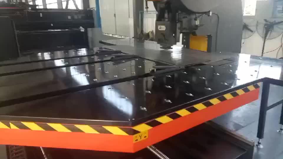 Chinese primapress 100 ton C type hydraulic power press machine