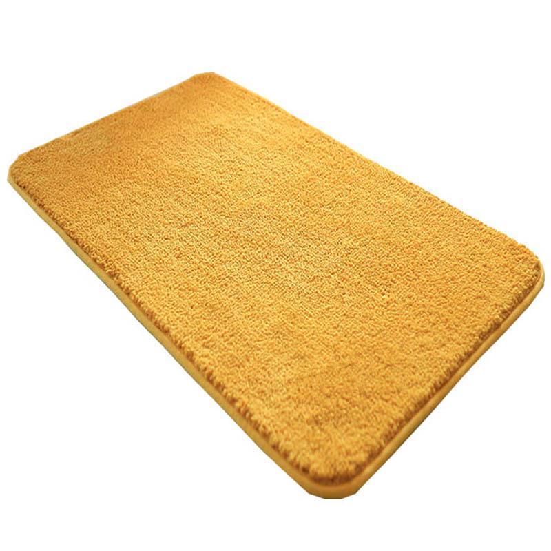 金黄色卫生间入户门脚垫进门门垫质量如何