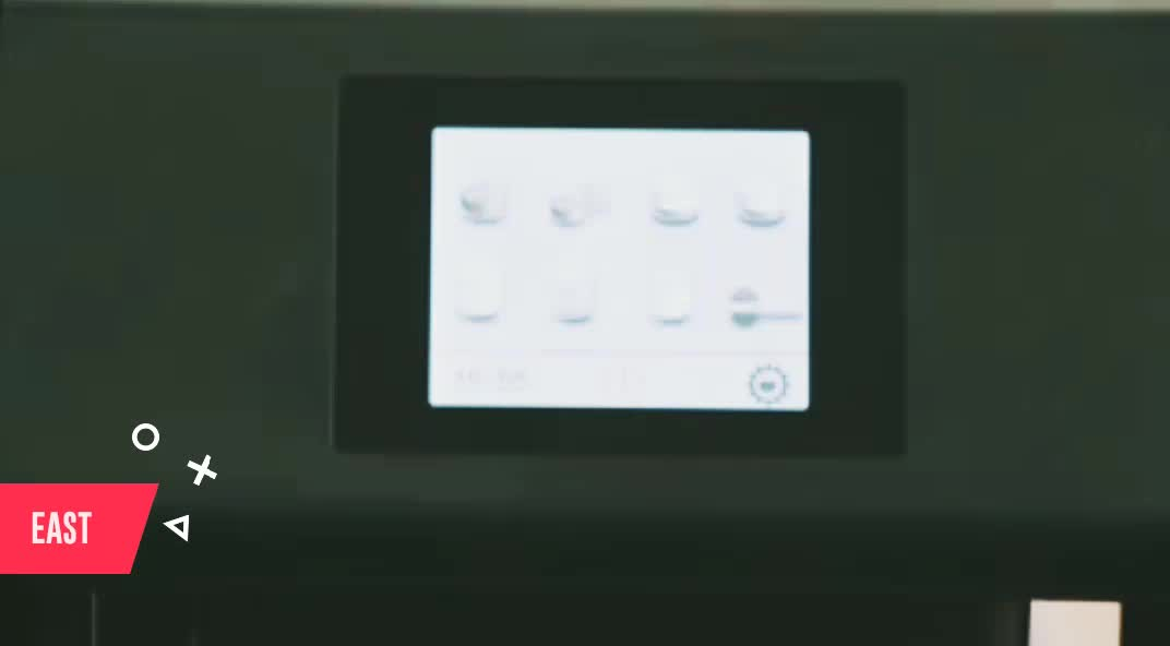 automatic coffee machine for office
