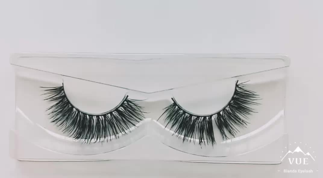 Real Mink Lashes Private Label Mink Eyelashes