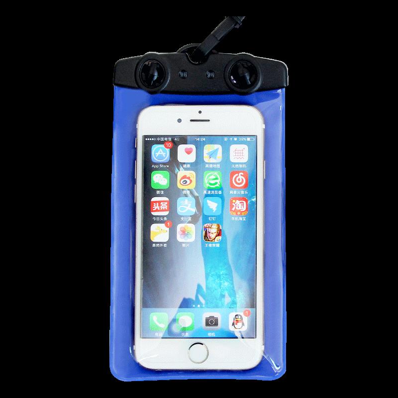 水下拍照防水手机袋苹果华为vivo包