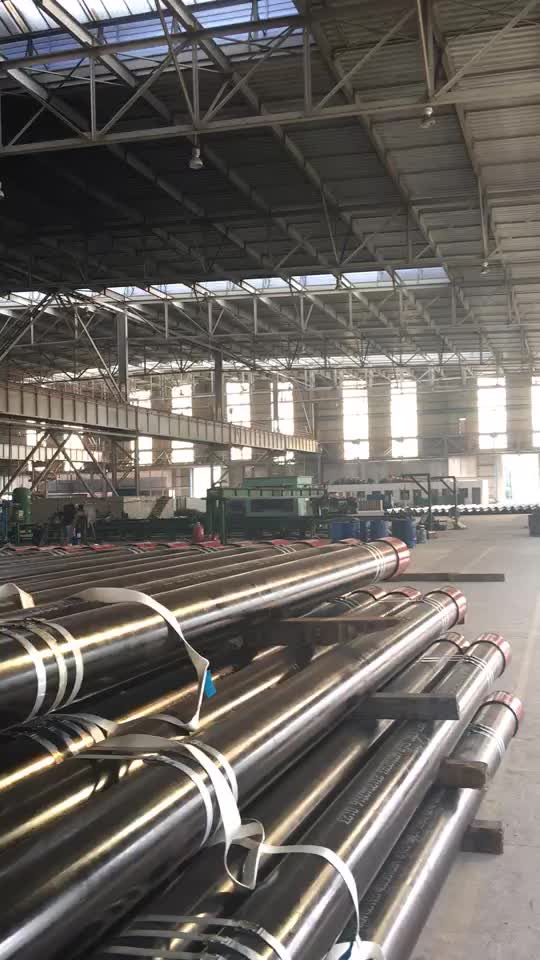 ASTM A335 P5 / P9 / P22 alloy steel seamless pipe / Tube China Supplier