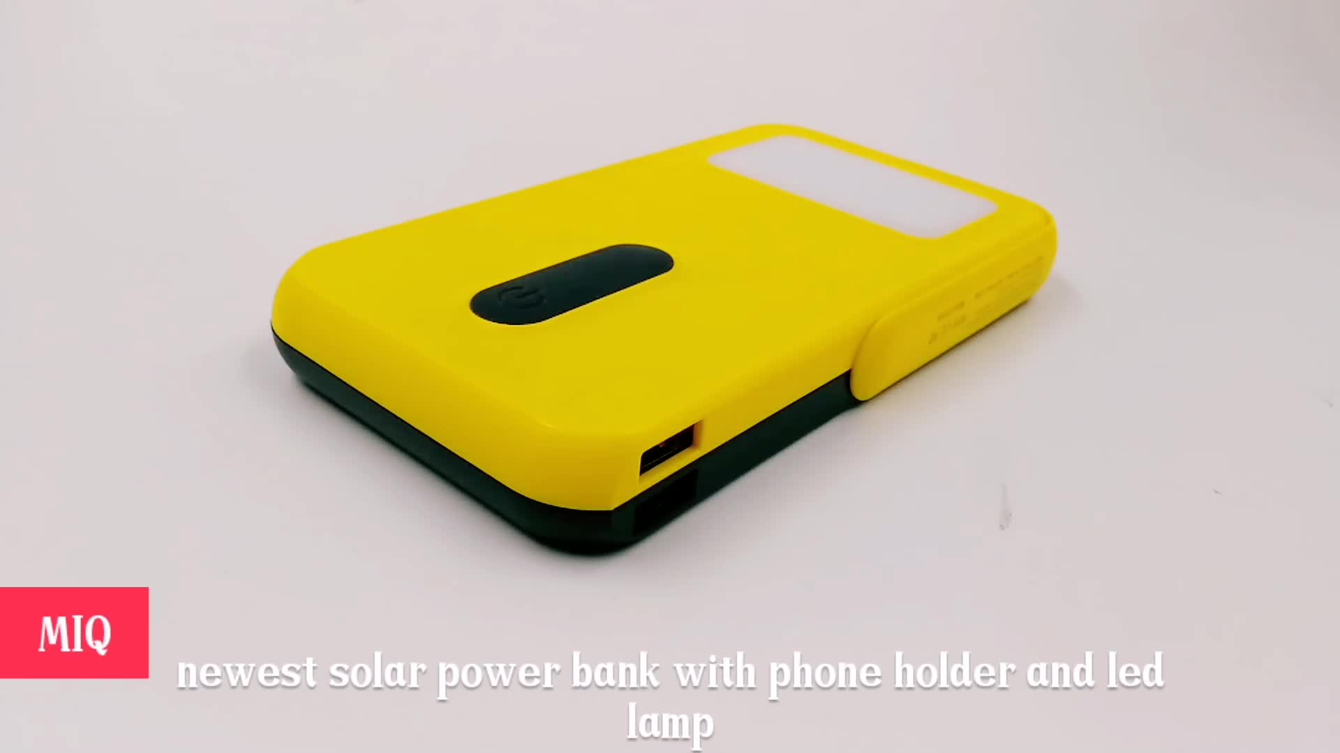 Hot Selling 10000mah solar power bank cell phone External Battery Portable Solar Charger for mobile phones