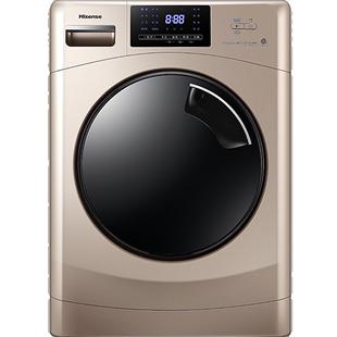 hisense /海信10公斤kg变频洗衣机