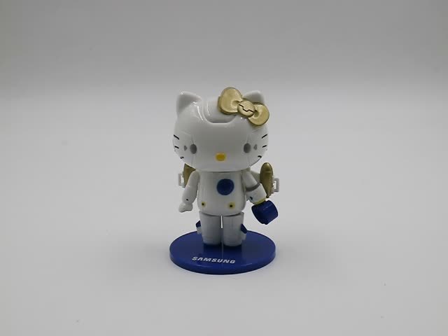 OEM popular animated characters painting  plastic toy figure manufacturers China