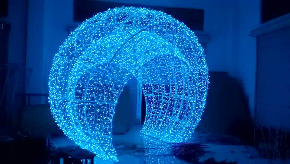 christmas light spheres outdooroutdoor christmas led light ball