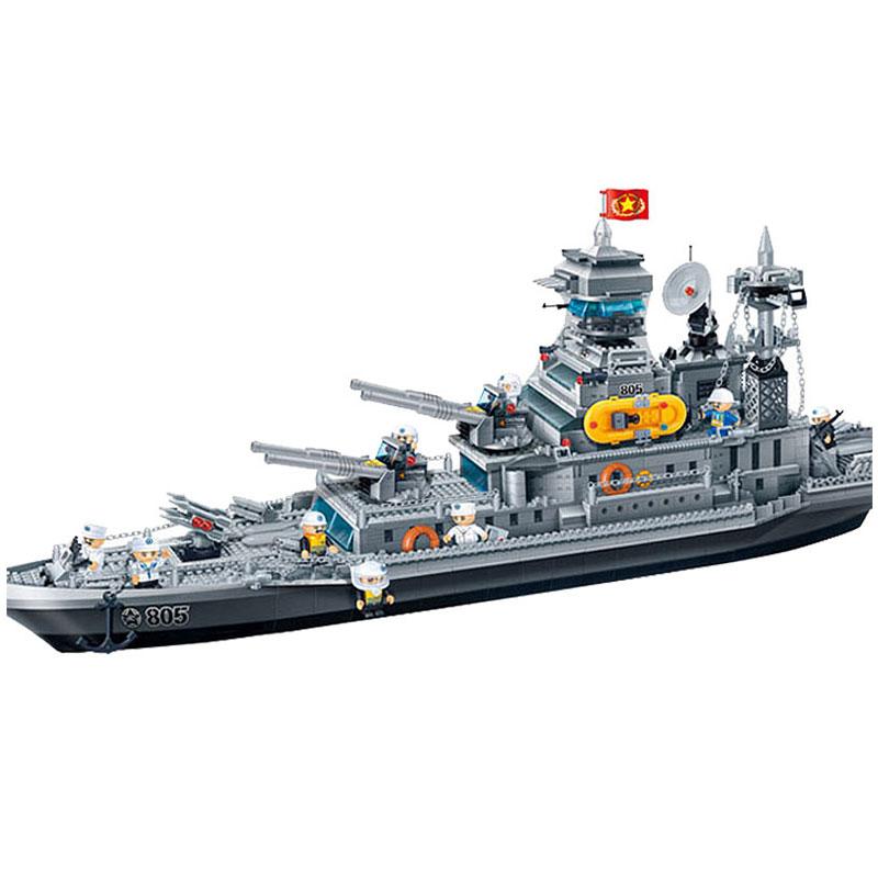 邦宝小颗粒航空母舰国产拼装玩具怎么样