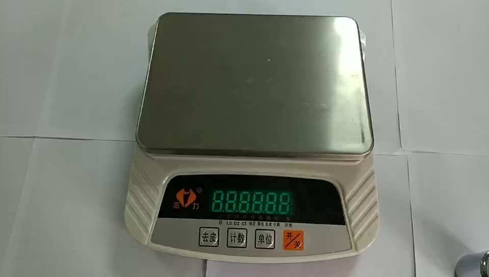 High precision 5kg/0.1g wlectronic balances weighing scale