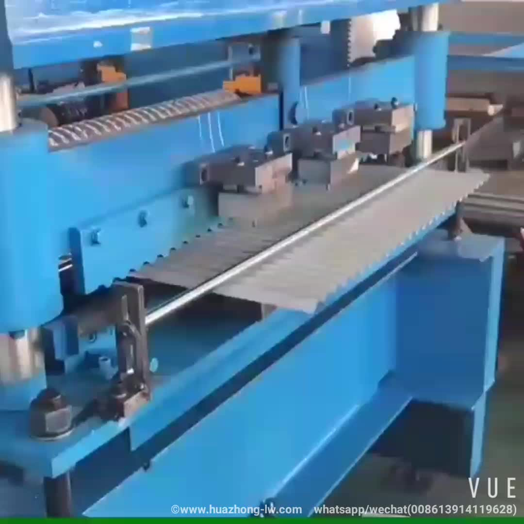 Metal Roof Panel Cold Roll Forming Machine Manufacturer