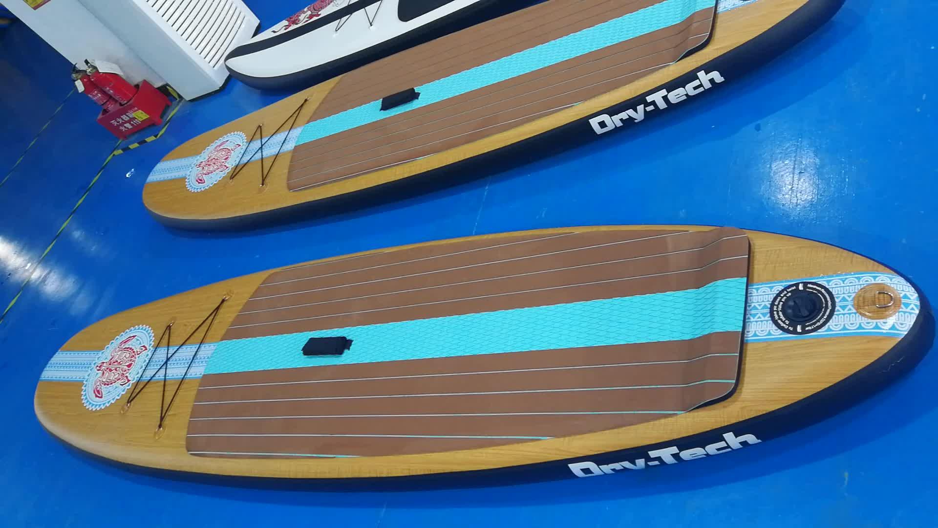 China fabrikant surfplank stand up paddle board opblaasbare sup board voor verkoop