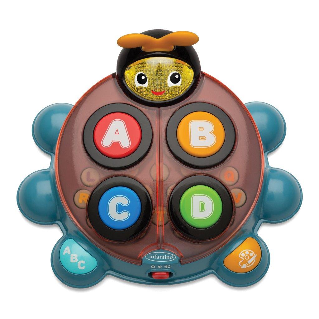 infantino美国婴蒂诺启蒙益智玩具质量好不好