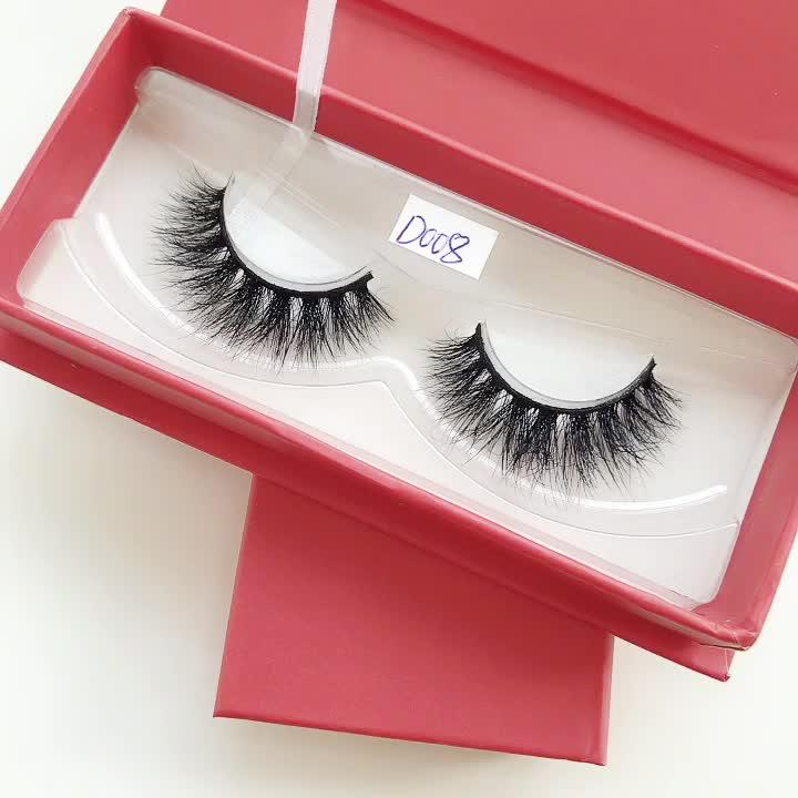 Cruelty Free Mink Eyelashes Private Label Mink Lashes Eyelash Box Packaging Alibaba Trade Assurance