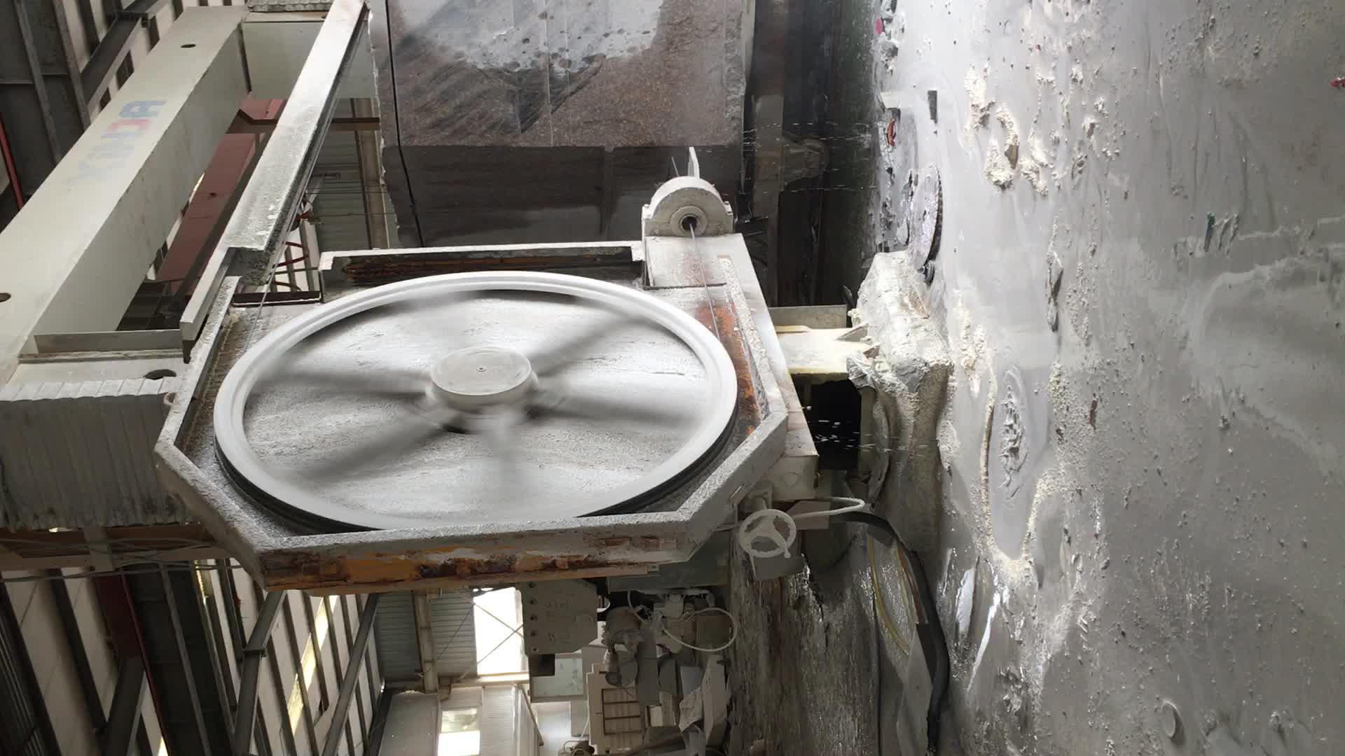 Cnc Diamond Single Wire Saw Machine Price For Shaped Stone Cutting ...
